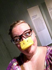 Duckomente_Verkleidung_Selfie