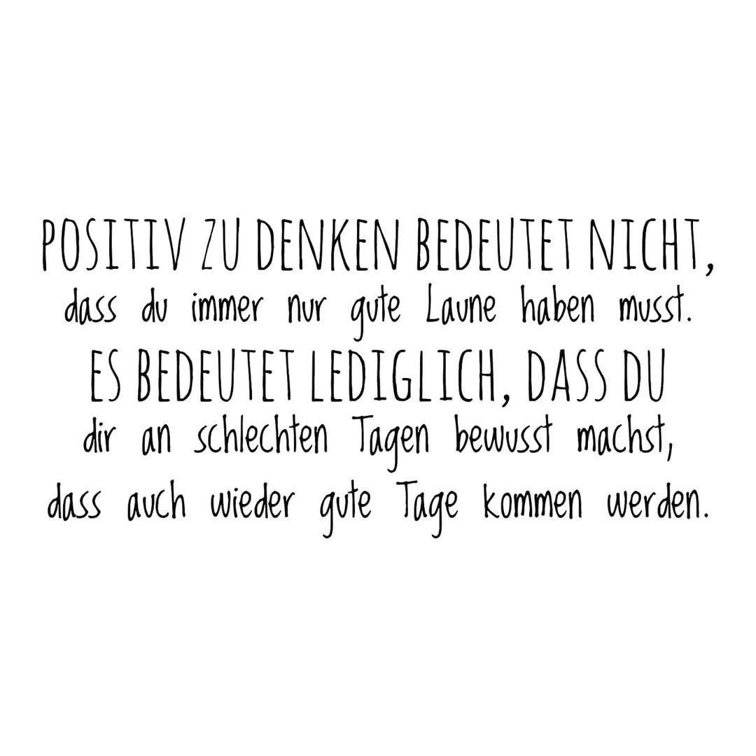 ☝️ So isses... Also macht euch den Tag so schön, wie es nur geht! #optimist