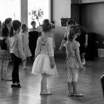 Mit Papa zum Ballett