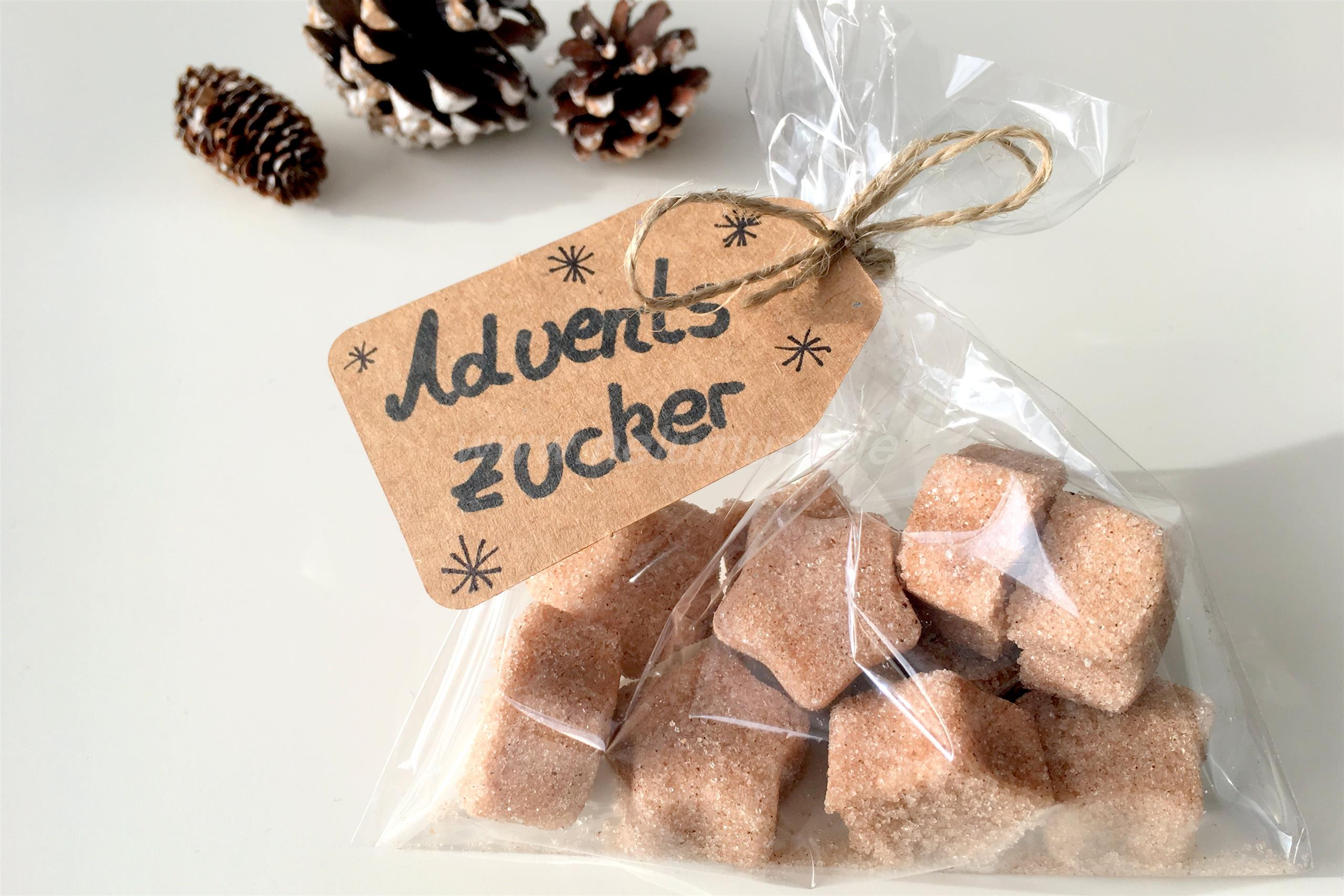 Süßer Adventszucker