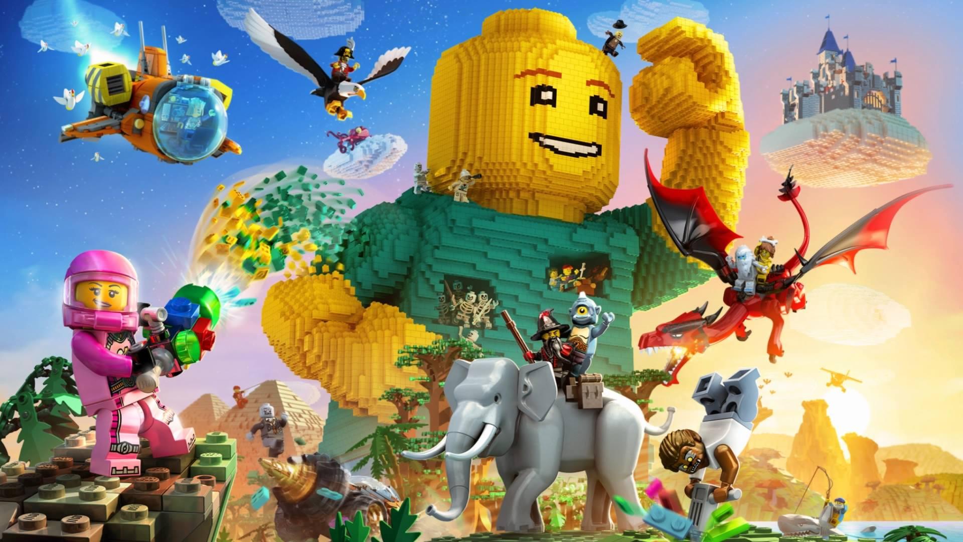 Die andere Art mit Lego Steinen zu spielen