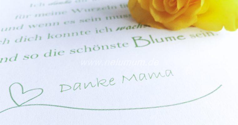 Kleine Gedichte zum Muttertag