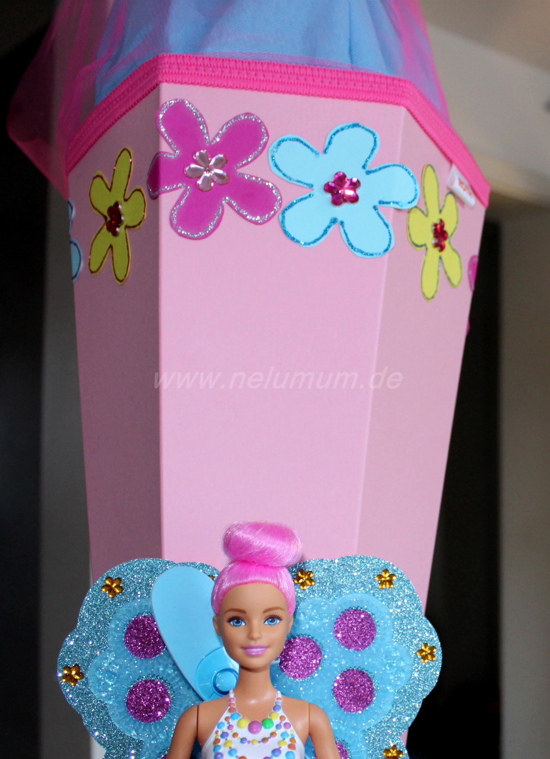 Schöne Schultüte Für Barbie Fans Nelumum