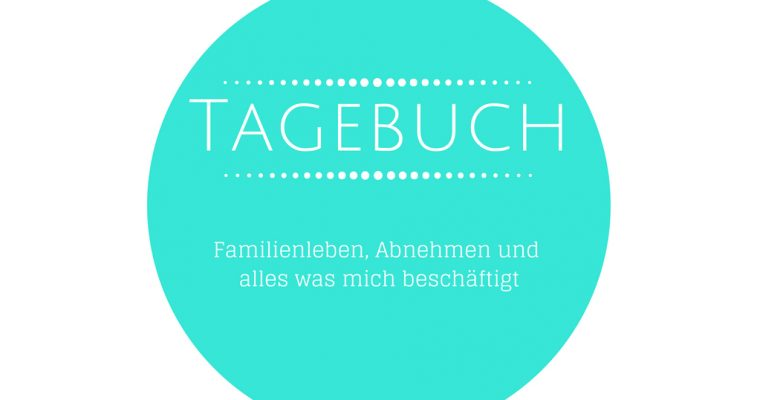 2. Tagebucheintrag: Bye Bye Weight Watchers